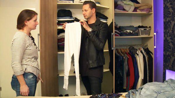 Fred vindt een witte legging: 'Oh my god. Vre-se-lijk. Dit kan echt niet'