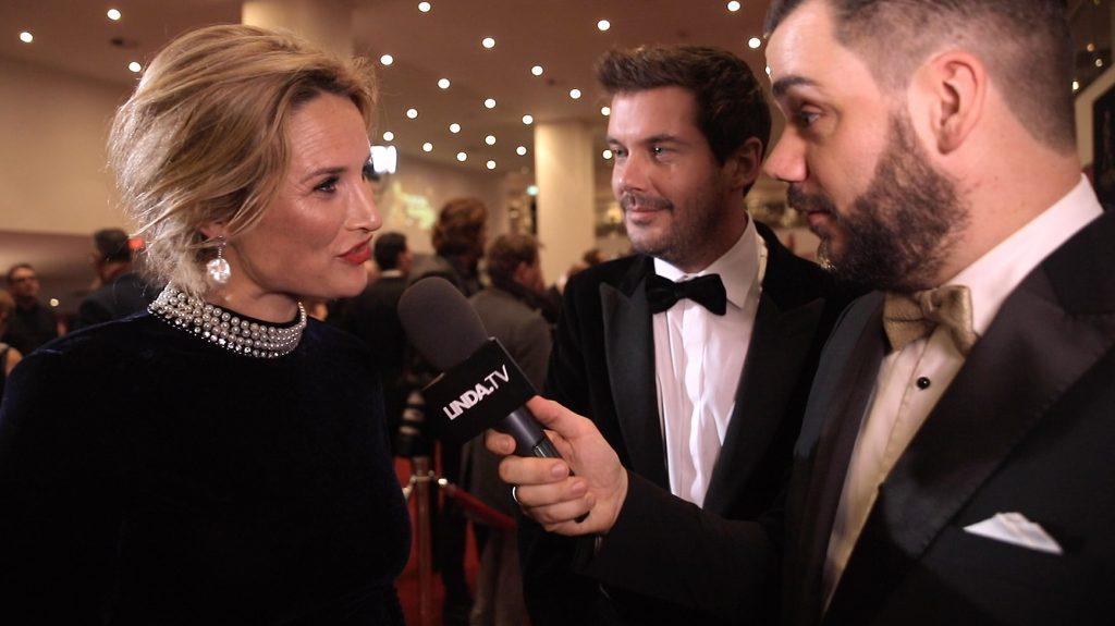 Bij de Musical Awards 2017: 'Wauw Ruben en Lieke, jullie zijn echt on fleek!'