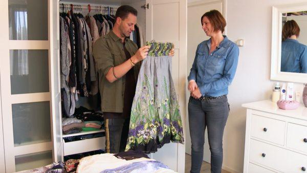 Fred: 'Is dit een rok of een jurk? Het is in ieder geval heel lelijk'