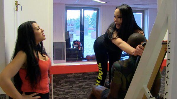 Afl. 10 Daniëlle en Kasia gaan 'sporten': 'De gym is echt dé plek om te flirten'