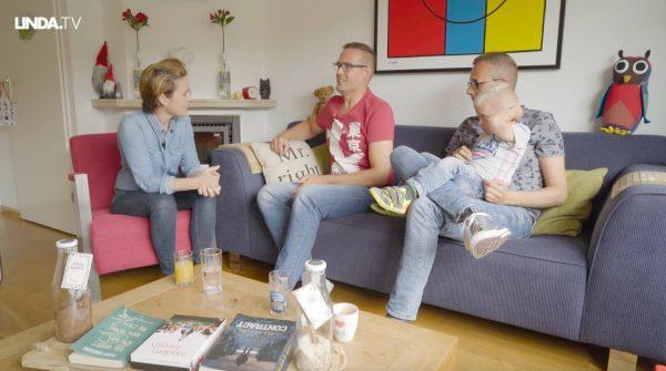 Michel en Michiel adopteerden een zoon: 'We waren meteen hopeloos verliefd'