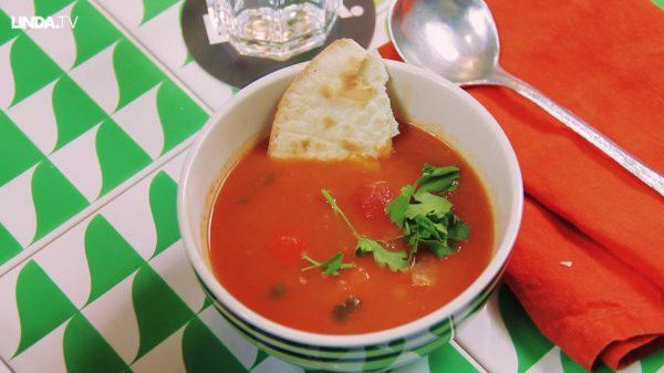 Zet een pan tortilla soep op het fornuis en haal zo het Mexico-gevoel in huis