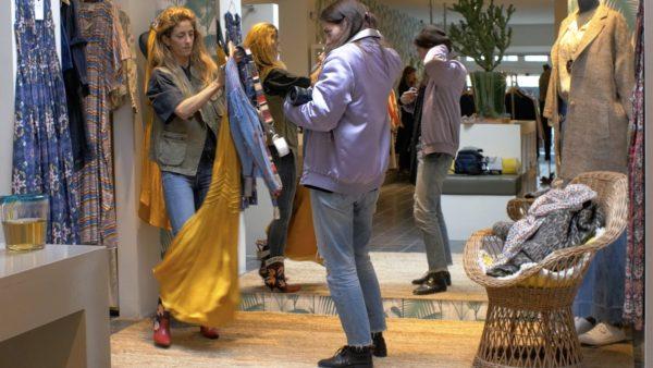 Een dag uit het drukke leven van stylist Danie Bles