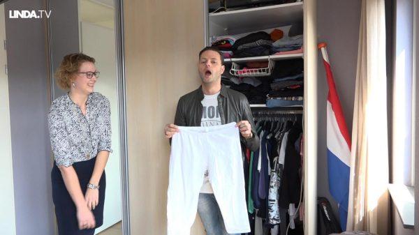 Fred vindt een witte legging: 'Is al mijn werk dan voor niks geweest?'