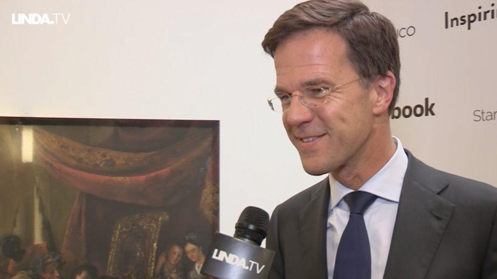 Premier Mark Rutte over social media: 'Ik ben een nieuwsjunkie.'