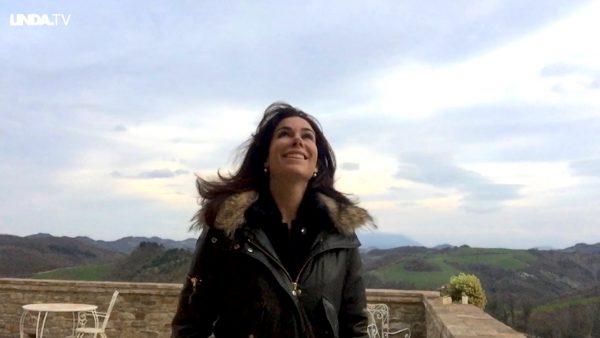 Afl. 23 Halina filmt in Italië met Tjitske en Noortje. 'En komt 700 kilo aan.'