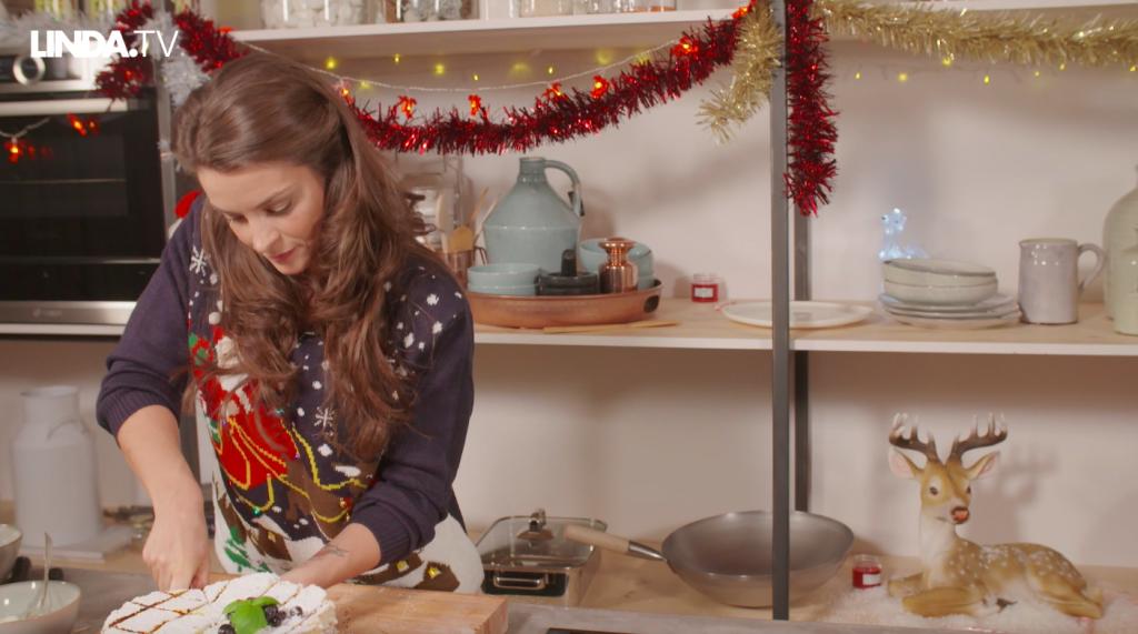 Op de valreep: Miluschka heeft de ultieme taart voor de kerst - inclusief recept