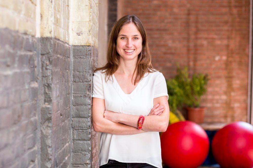 Sanne Blauw (32) schreef een boek over cijfers en dat klinkt saai, maar dat is het dus niet