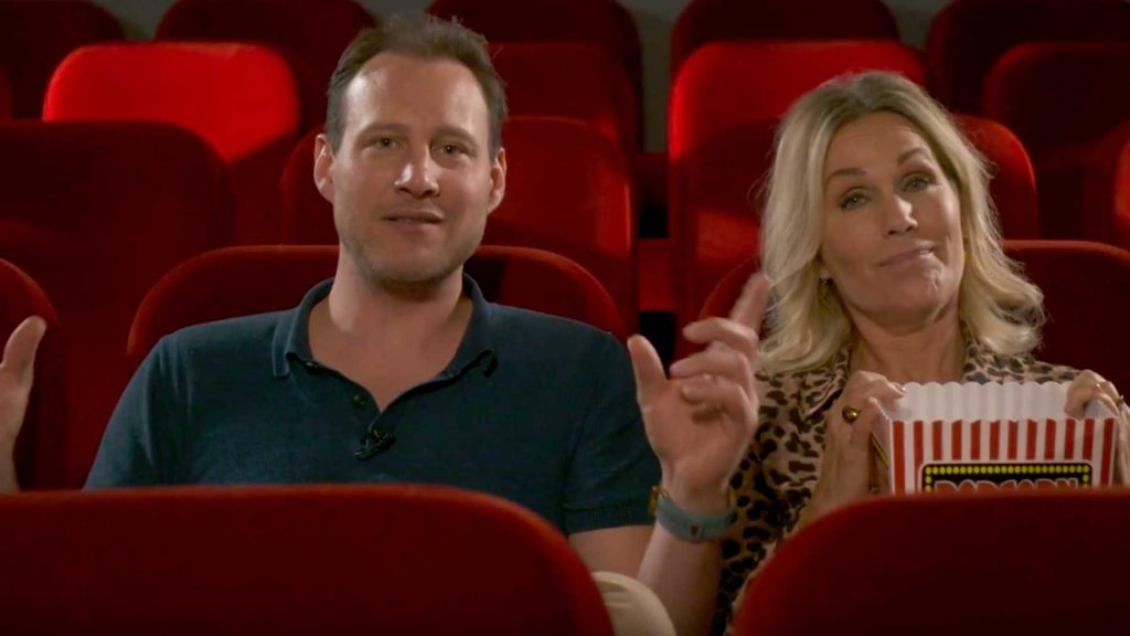 Tanja Jess: 'Ik had ooit de meest verschrikkelijke date in de bioscoop'