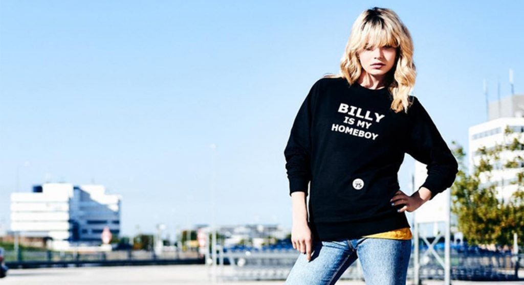 IKEA verkoopt nu ook lollige T-shirts en truien: Billy is my homeboy