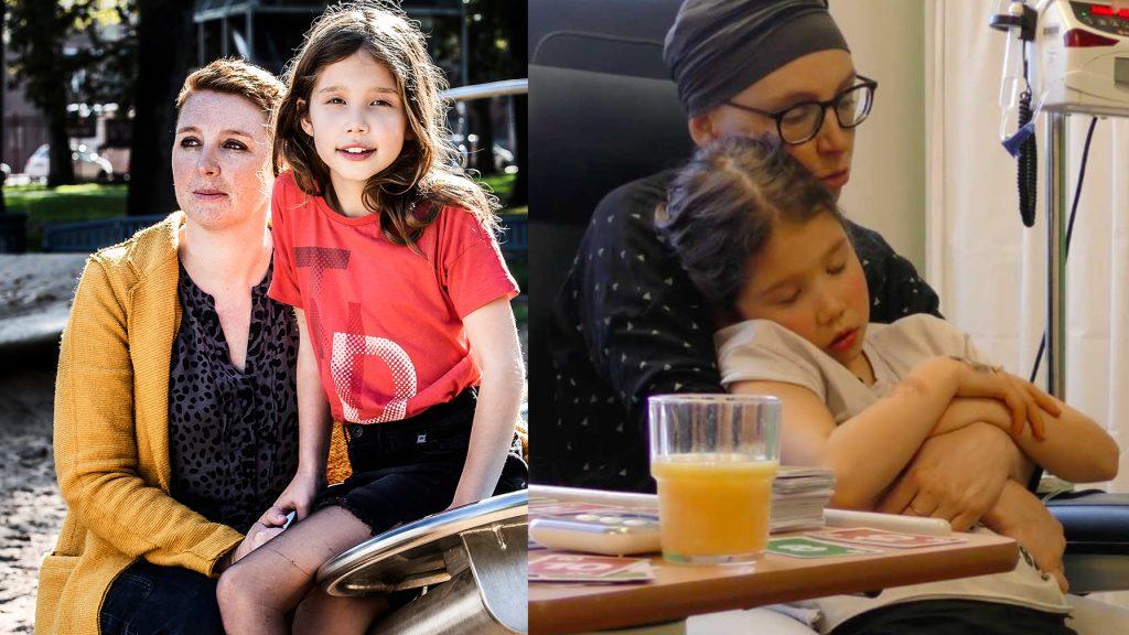 Afl. 2 Liv gaat mee naar het ziekenhuis: 'Mama krijgt vandaag chemo'