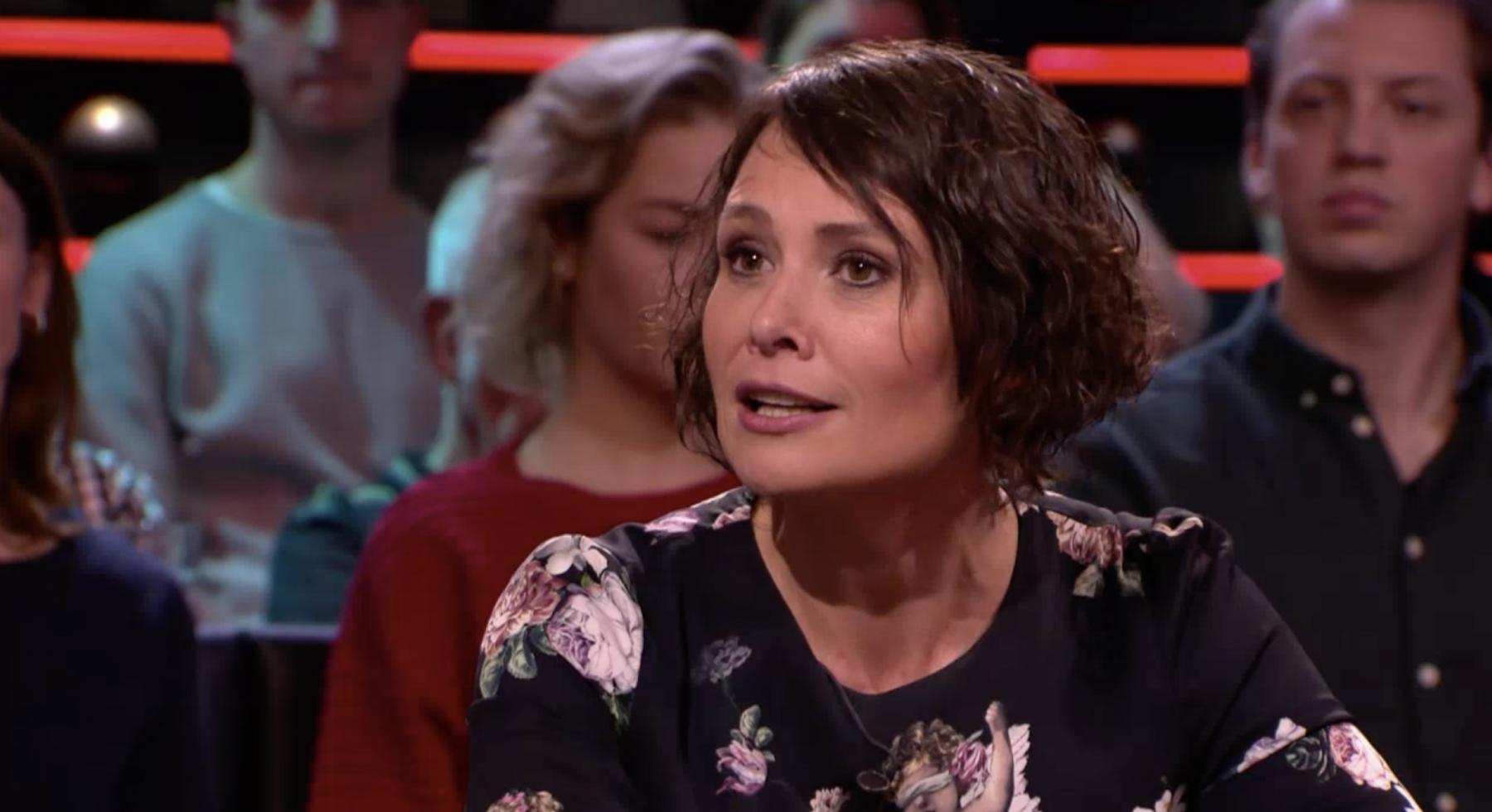 Griet Op de Beeck zit jaar na ongeloof over incest weer bij 'DWDD': 'Het was keihard'