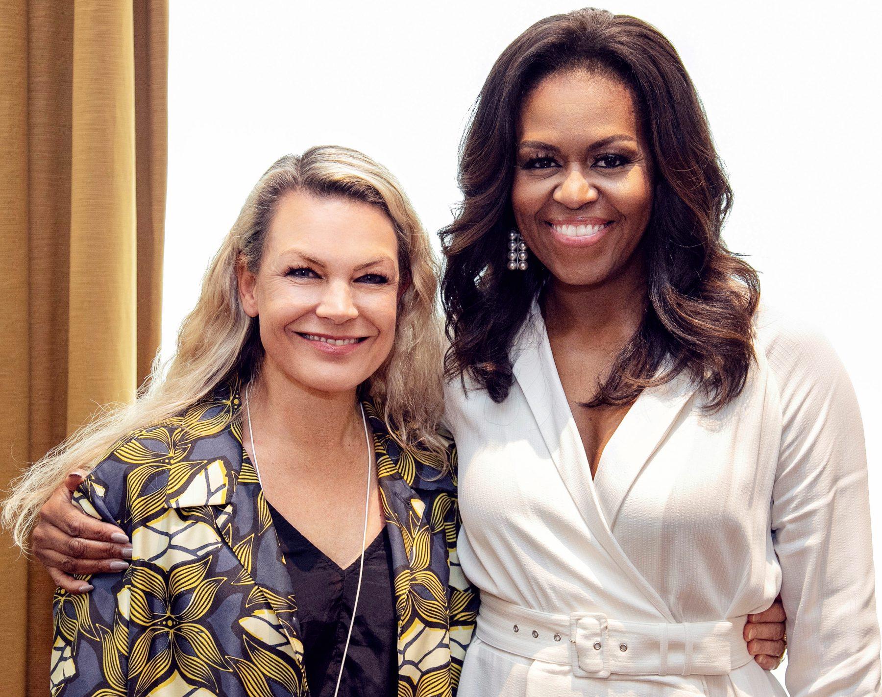 Michelle Obama met exclusief interview in LINDA.: 'Bekroning op ons jubileum'