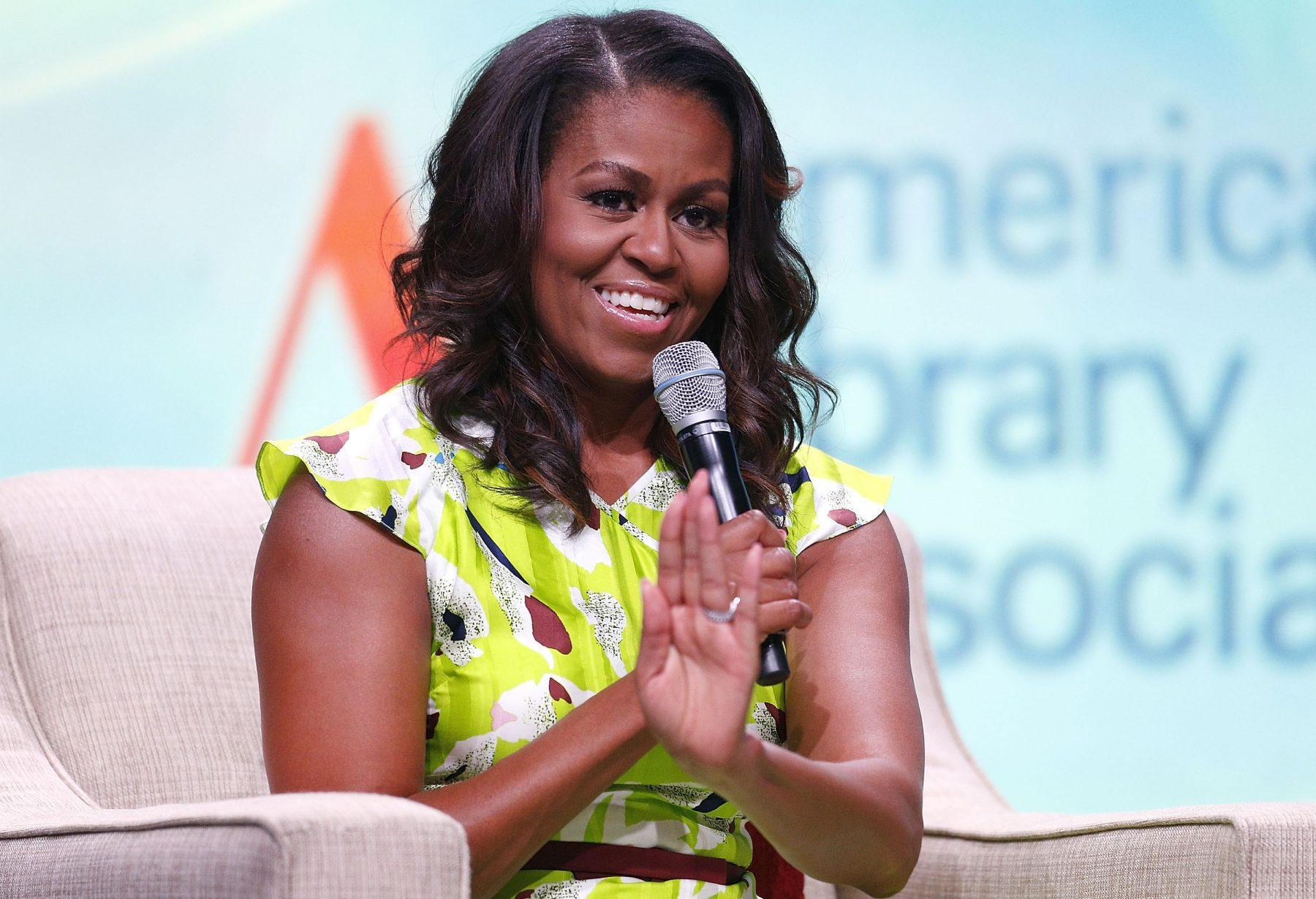 Michelle Obama openhartig over miskraam, geboorte van dochter via ivf en relatietherapie