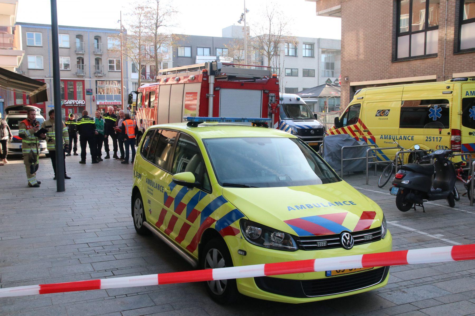 Onrust In Flevoland Mogelijke Explosieven In Almere En Foutje