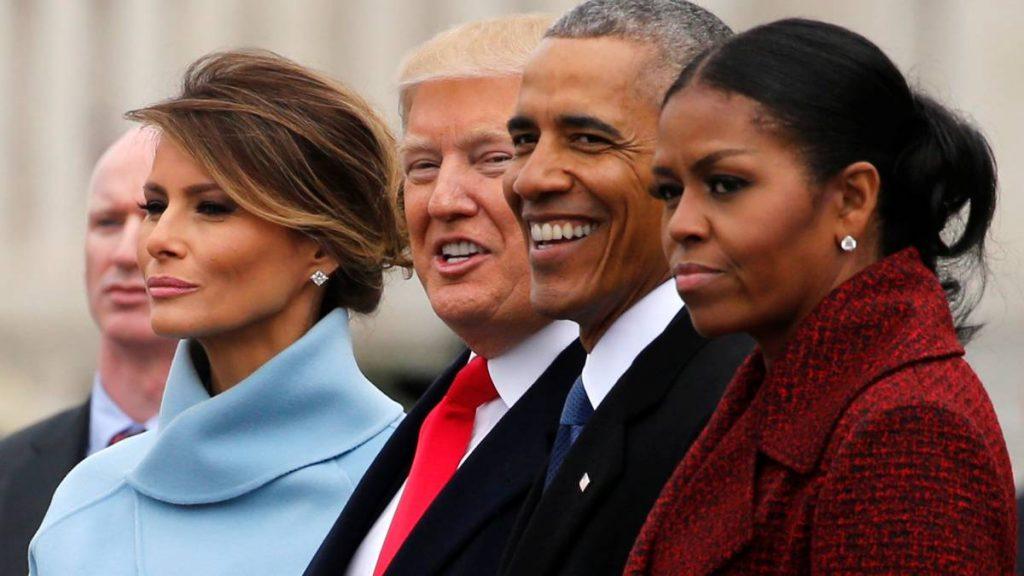 Michelle Obama: 'Ik zette woede opzij en verwelkomde Melania Trump in Witte Huis'