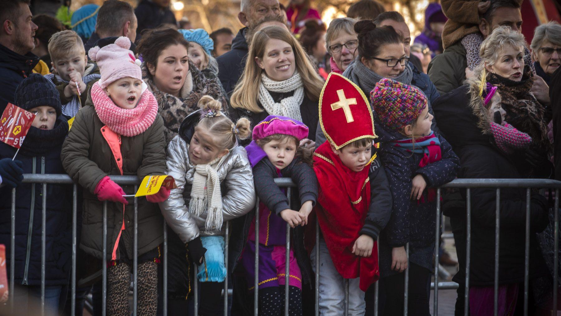 Sinterklaasintochten in Noord- en Midden-Limburg verboden