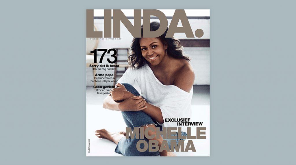 Linda de Mol voor 't eerst in vijftien jaar niet op LINDA.-cover