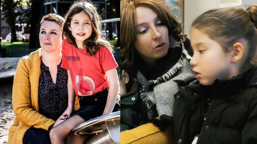 Afl. 5 Liv (7) ontmoet andere kinderen van ouders met kanker in het ziekenhuis