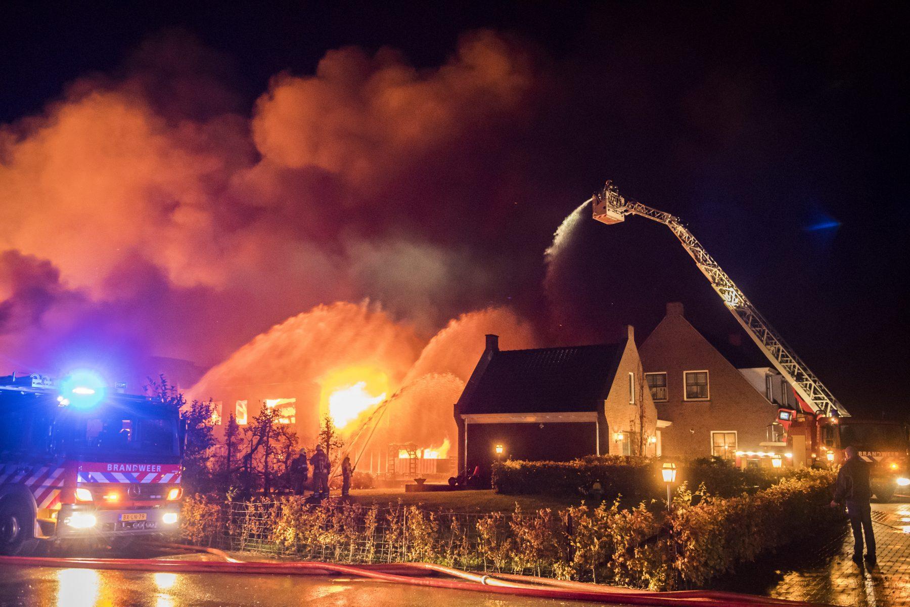 Van brandstichting verdachte boer uit Werkhoven vrijgelaten