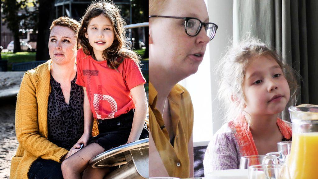 Afl. 8 Liv heeft het moeilijk met haar moeders ziekte en praat daarover op school