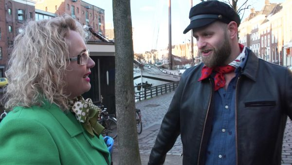 Bho loopt de leukst geklede jongen van Groningen tegen het lijf