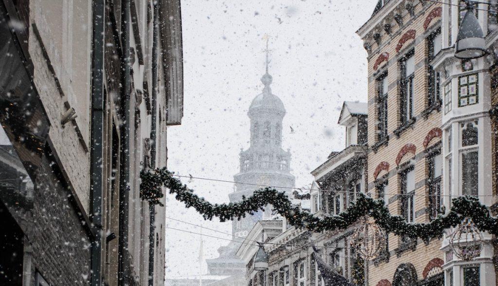 Was sneeuwweekend voorbode voor witte kerst, of zit het er (weer) niet in dit jaar?
