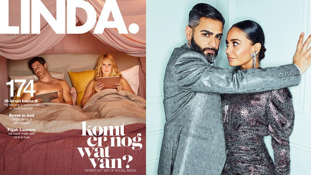 Openhartig over sex: je leest het in de gloednieuwe LINDA. 'KOMT ER NOG WAT VAN?'