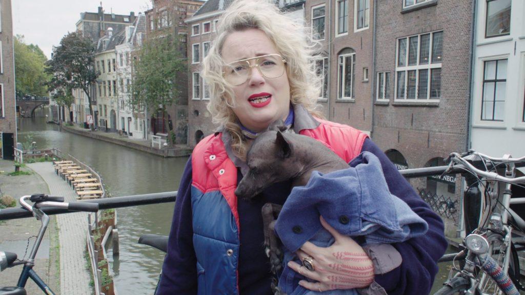 Stylist Bho geniet van (de outfits in) Utrecht: 'Ik ben echt blij dat ik je ben tegengekomen'