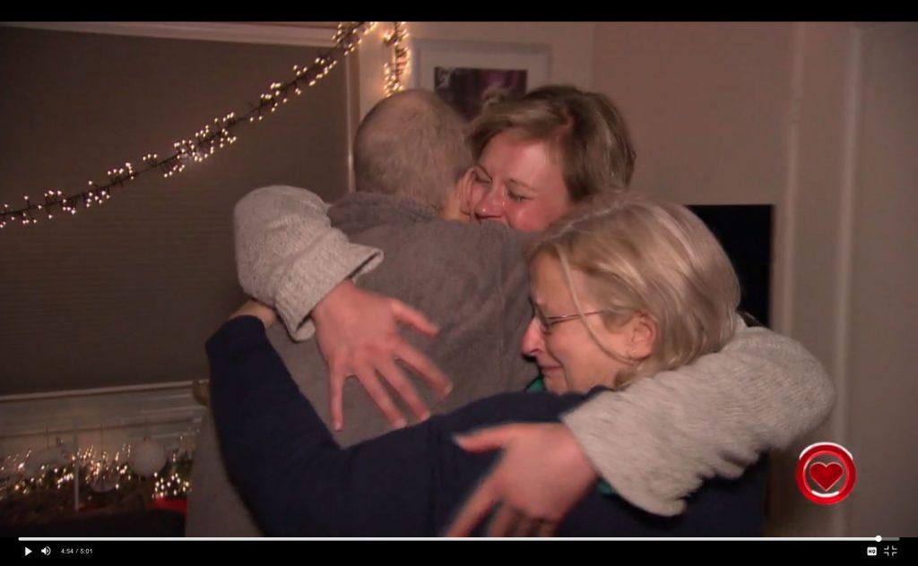 Brullend voor de buis: dit waren de mooiste herenigingen uit de 'All You Need Is Love Kerstspecial'
