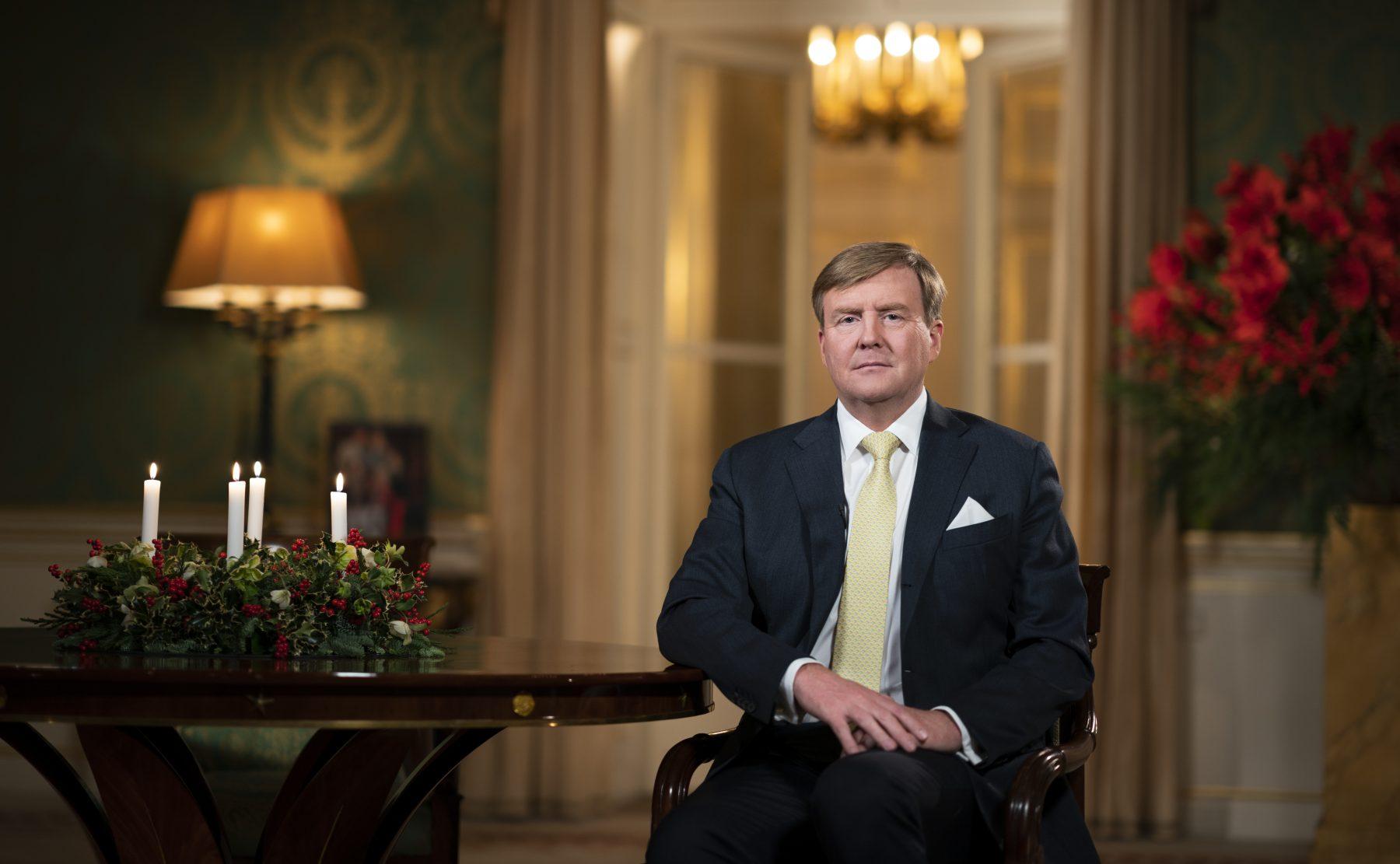 b8aecd18a0dbb1 Kerstrede koning Willem-Alexander december 2018 - LINDA.nl