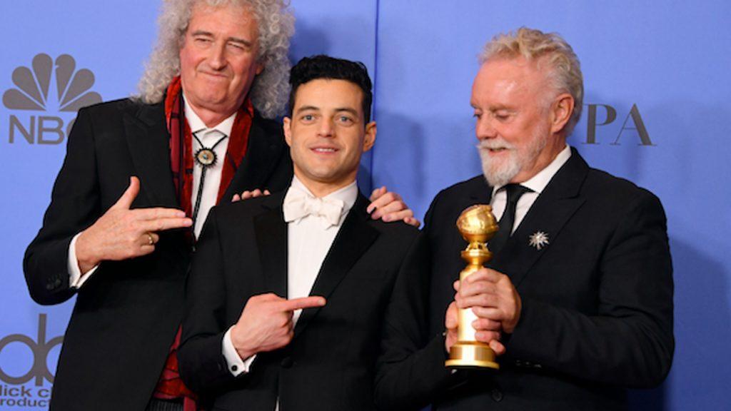 Het regende voor de 76e keer gisteren Golden Globes: Bohemian Rhapsodypakte twee keer goud