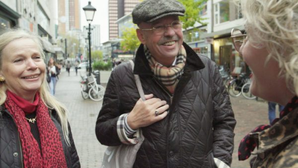 Bho ontmoet in Rotterdam het ideale stel: 'Perfect op elkaar afgestemd'