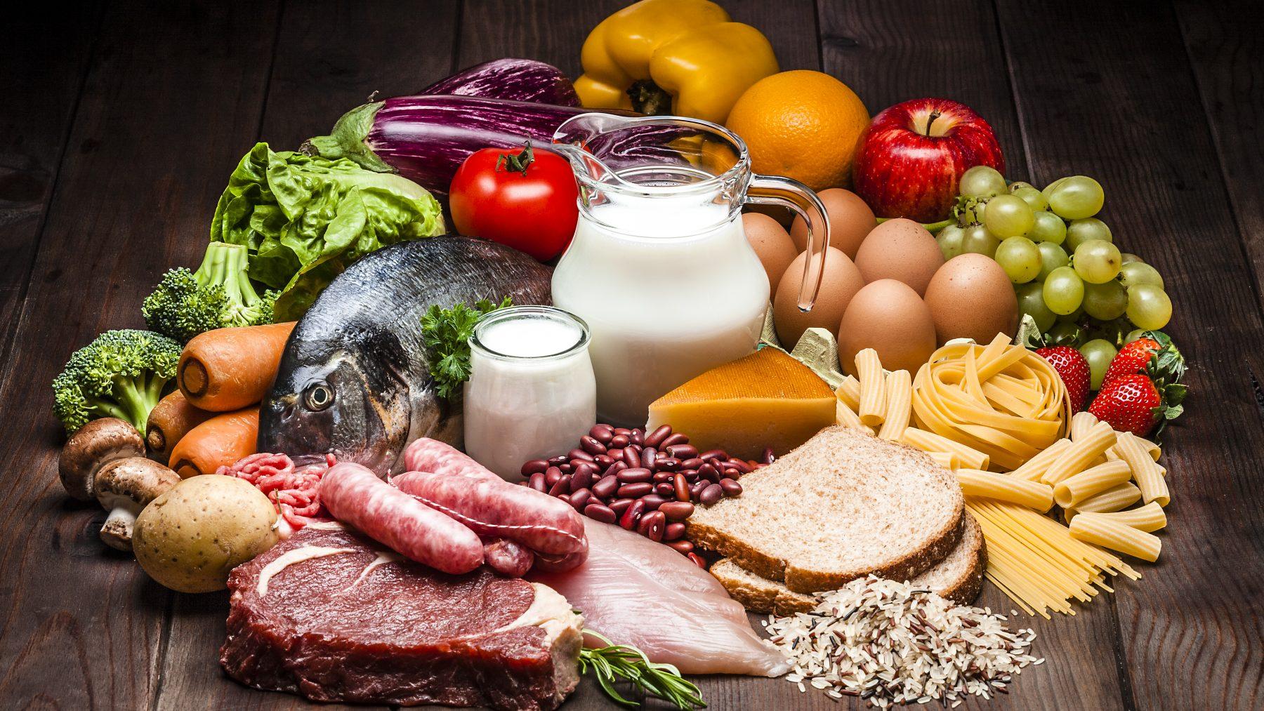 Met dit dieet hebben de 10 miljard mensen op aarde in 2050 allemaal te eten