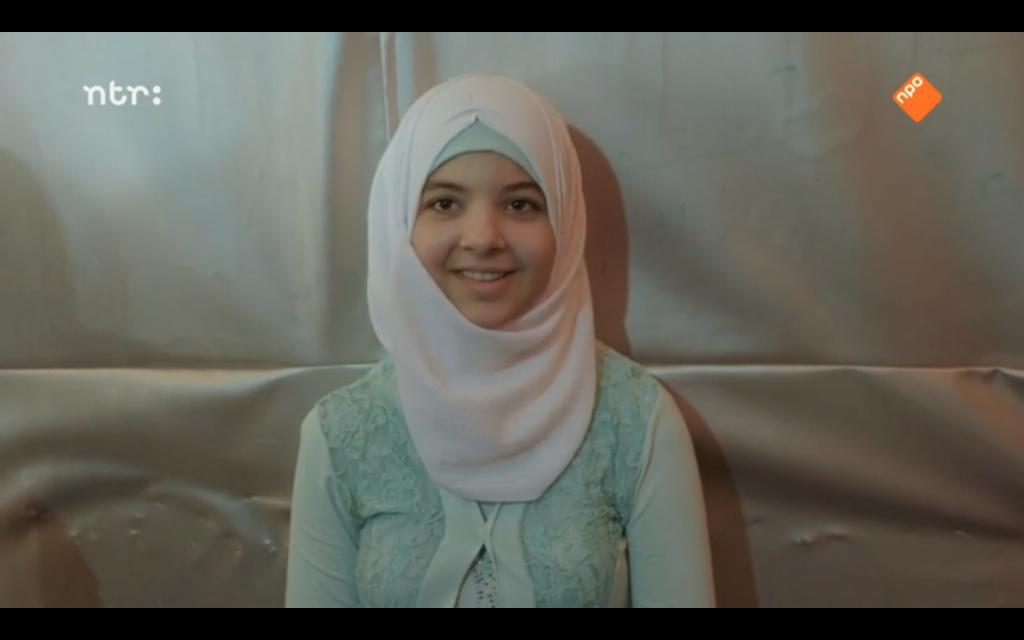 'Danny in Arabistan' praat met Mara (14), die door haar eigen moeder is uitgehuwelijkt