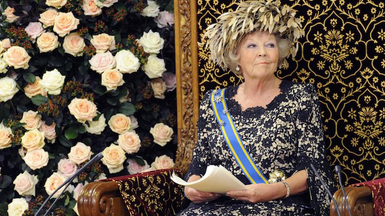 Beatrix jarig fotolijstje verjaardag 82-7