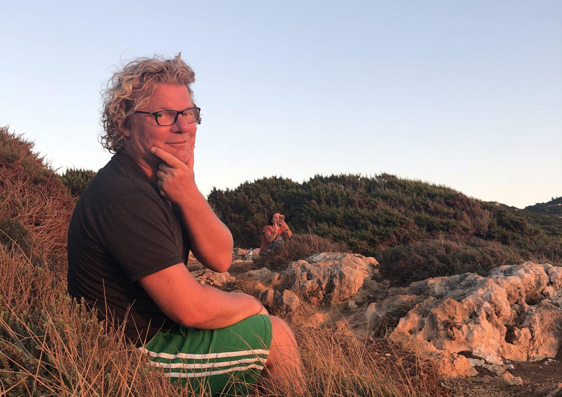 Waarom 'Happy Activist' Matthijs na jaren in de reclamewereld het roer omgooide