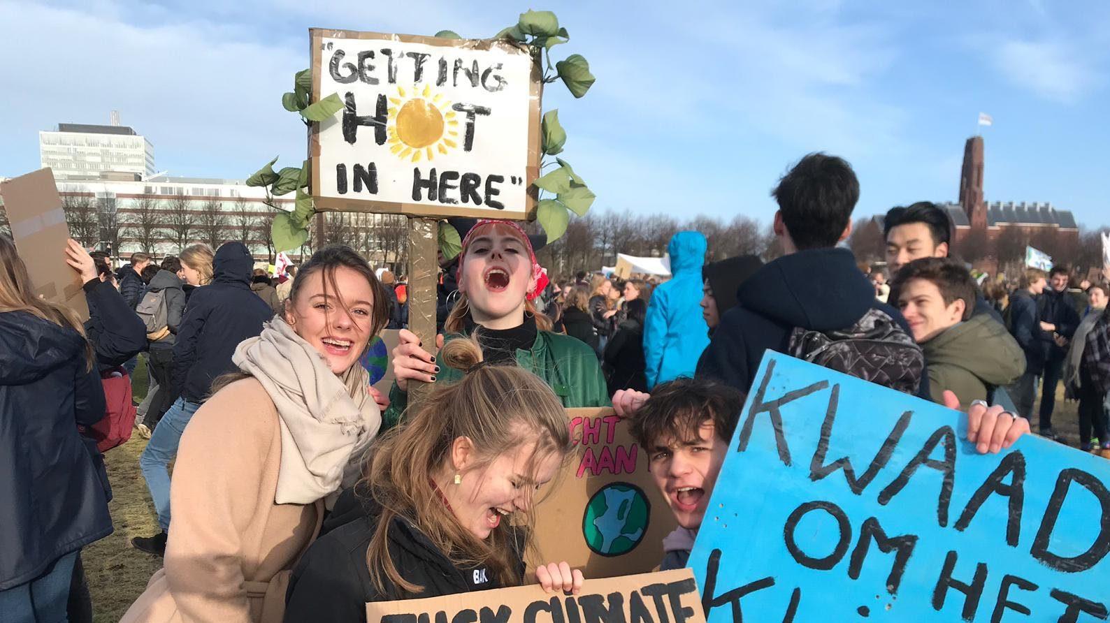 Den Haag klimaat klimaatbeleid