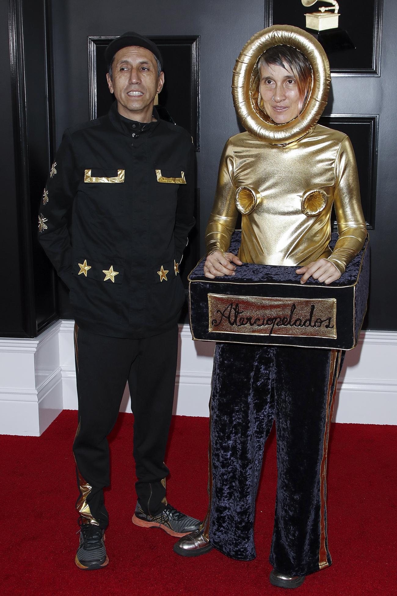 Arrivals - 61st Annual Grammy Awards