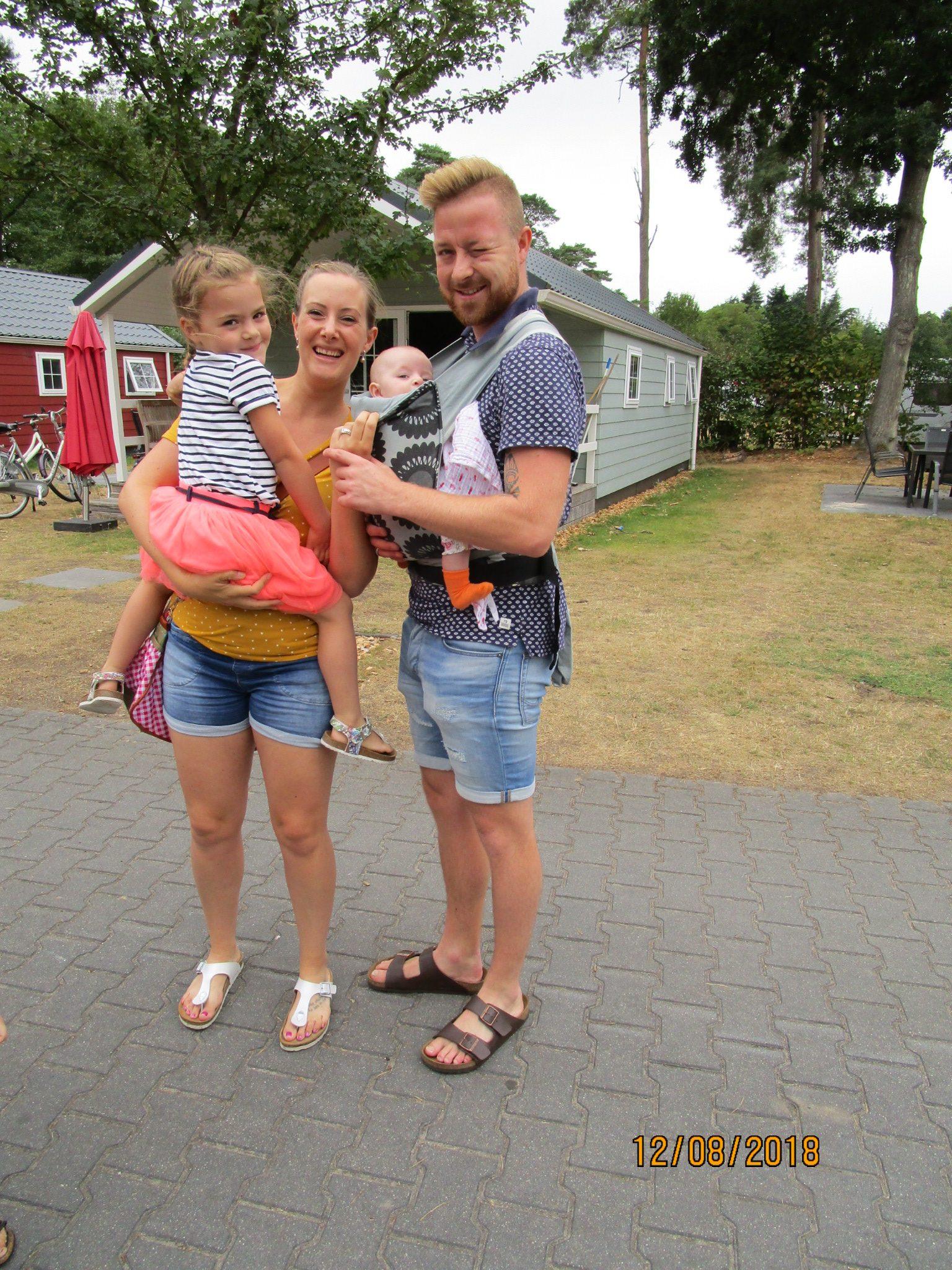 Het gezin nu - Jorinde had een mola-zwangerschap