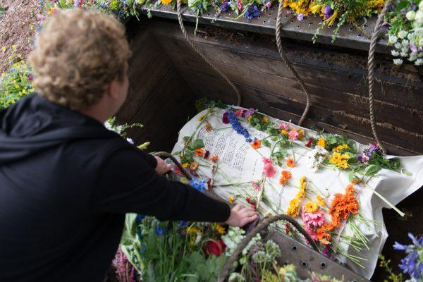 begraven Nynke Thien