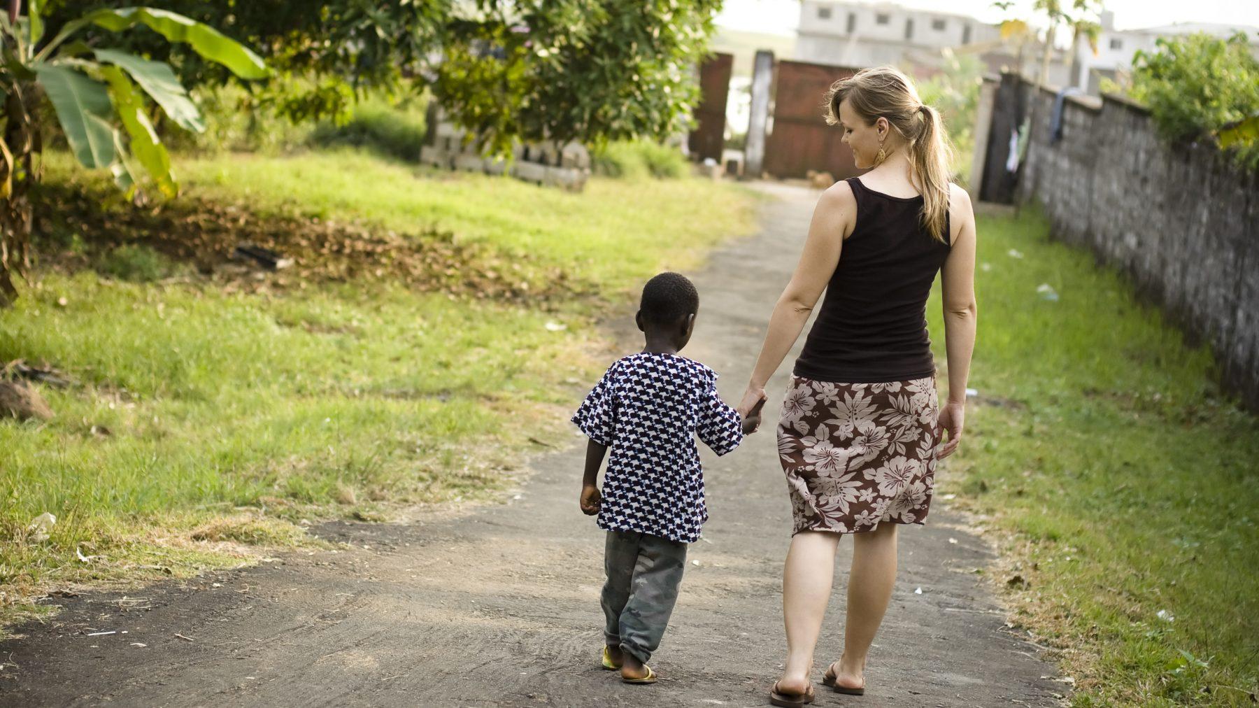 afrika kindertehuis kindermisbruik