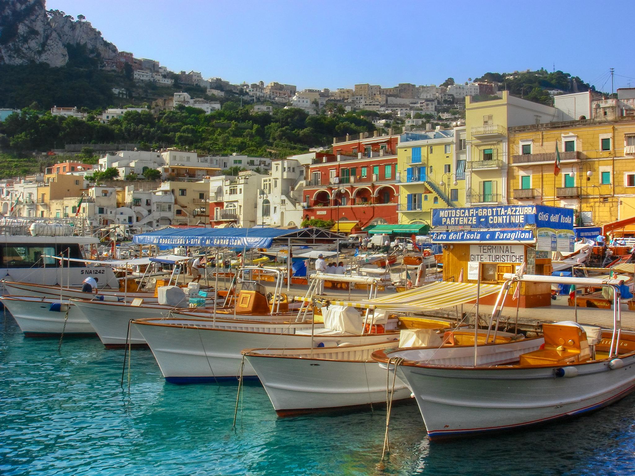 Capri, Italië