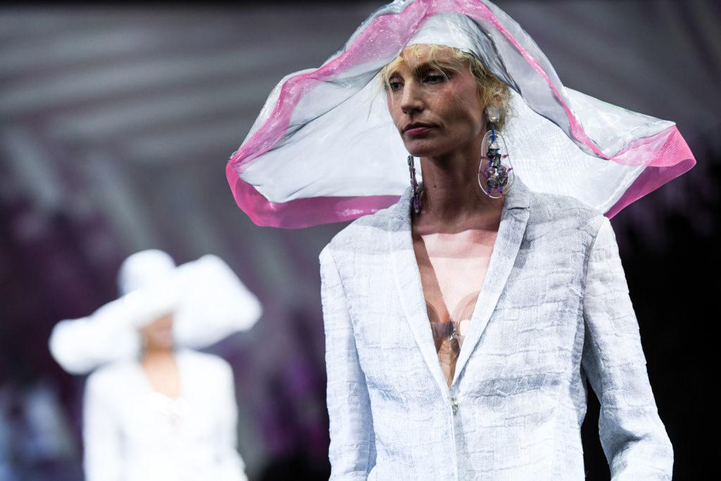 Giorgio Armani - Runway - Milan Fashion Week Spring/Summer 2019