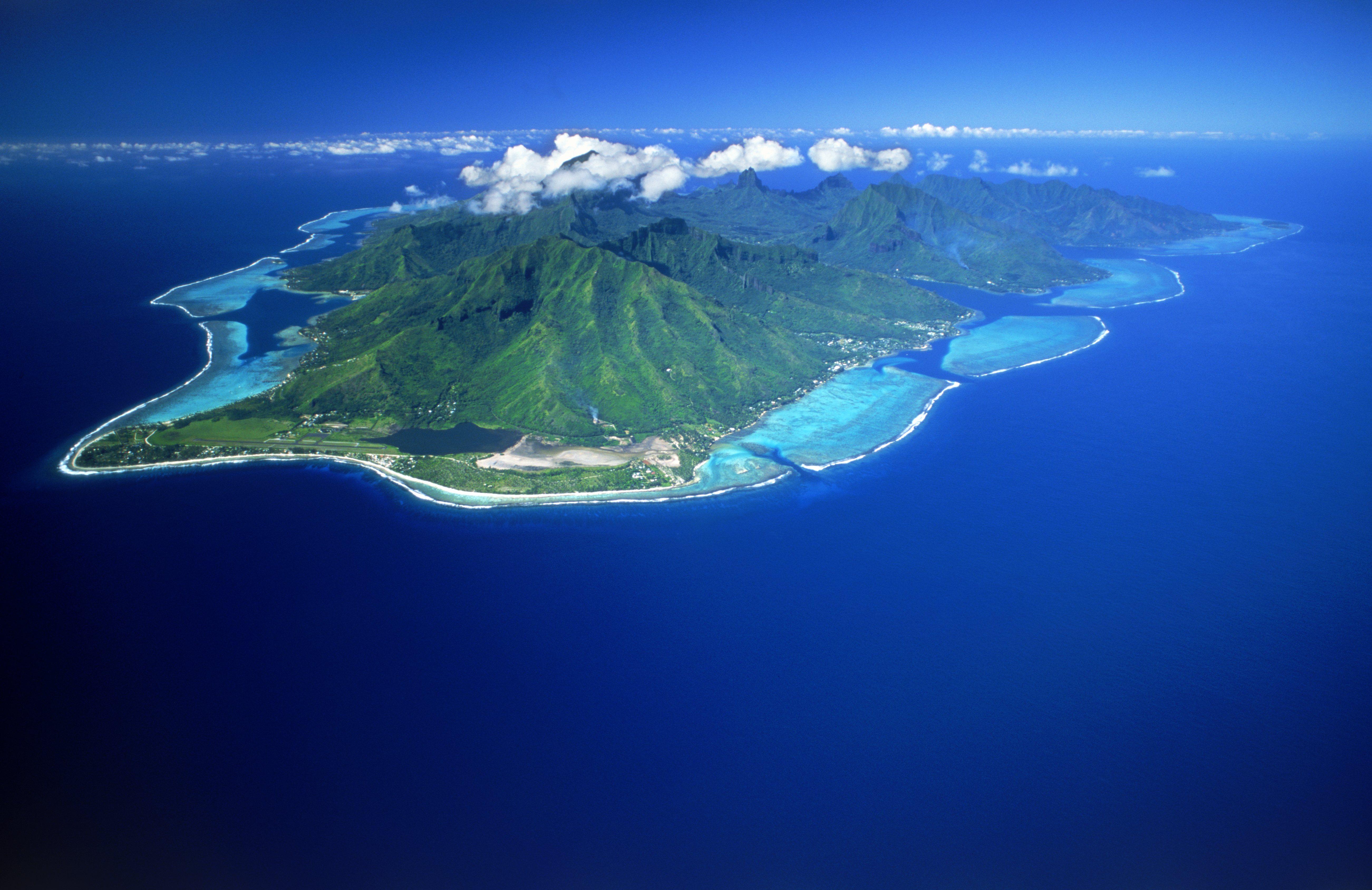Moorea,Frans-Polynesië