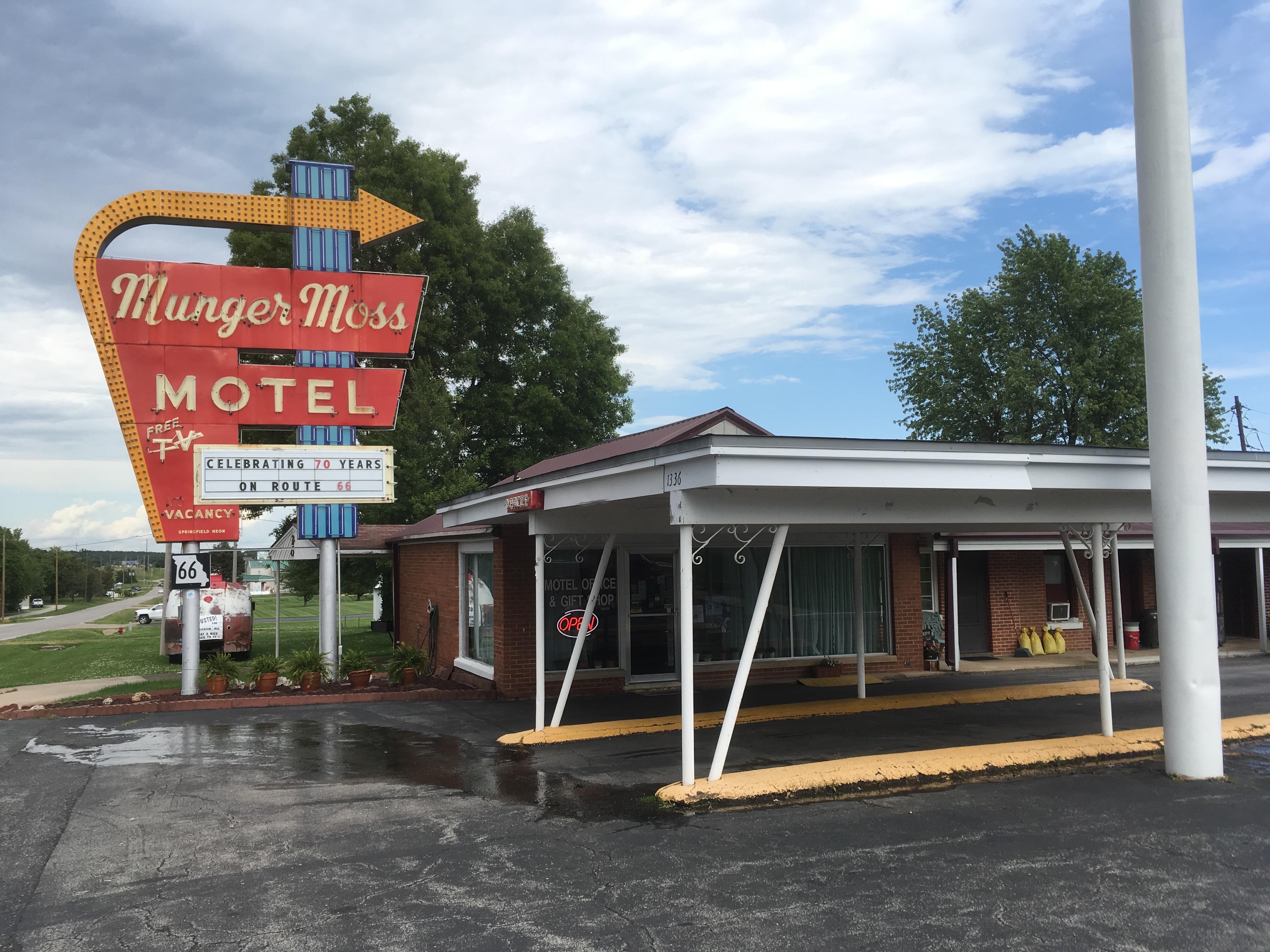 Munger-Moss motel