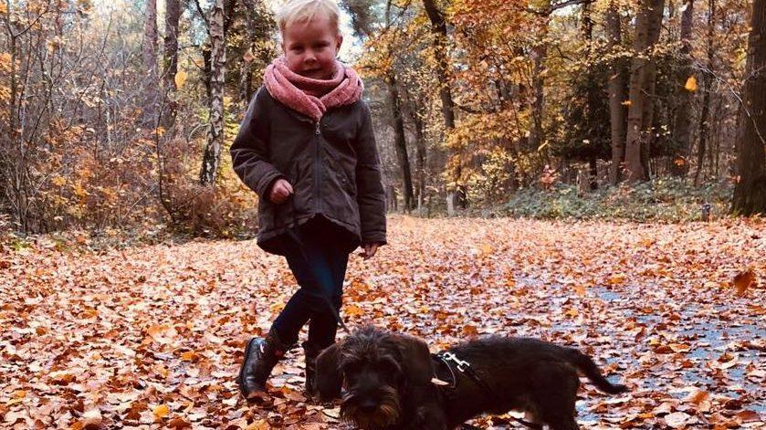 Emma (4) heeft leukemie
