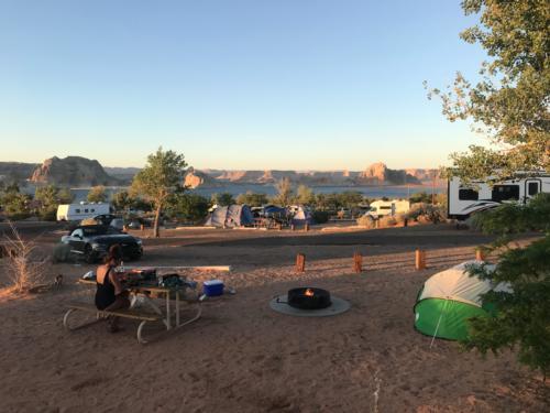 Wahweap Campground