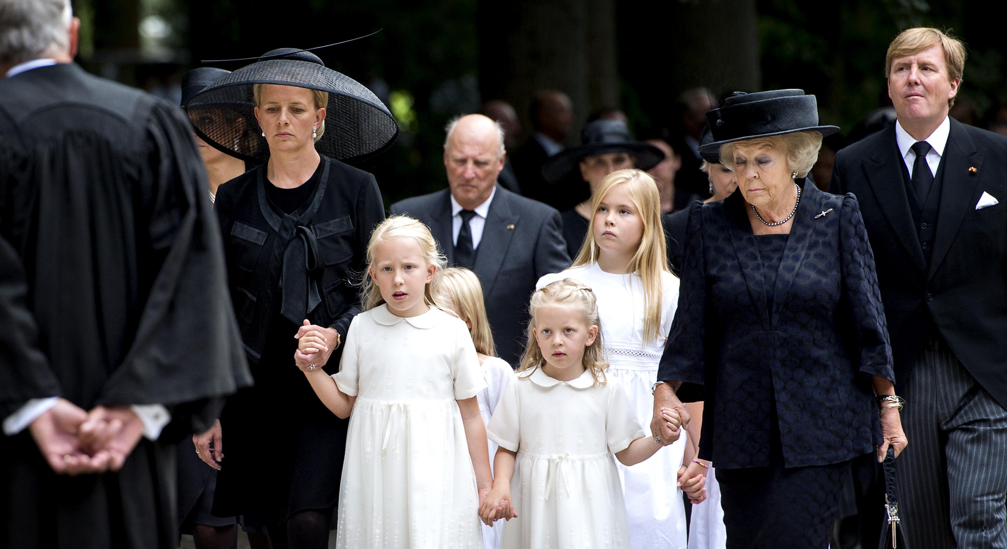 Beatrix 80 jaar momenten