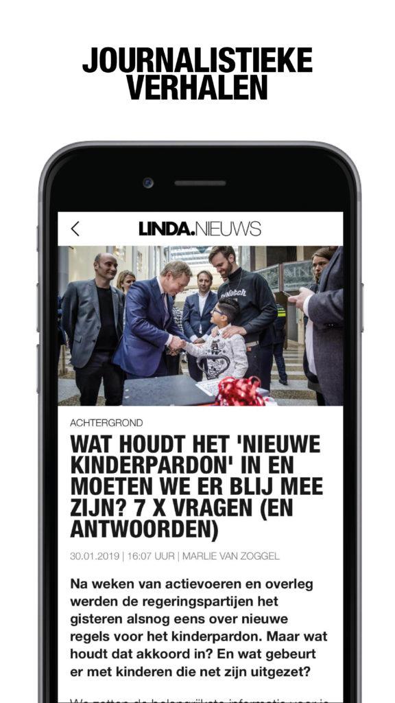 Nieuwe site: LINDA.nl